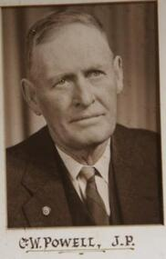 Photo - Powell, Untitled, Councilor W.Powell (J.P.), 1959 (exact)