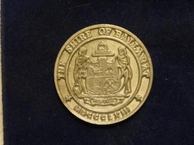 Medallion, Circa 1988