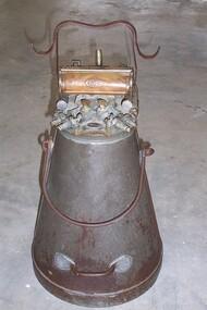 Milking Machine, Bartram & Son, LKG Steam Operated Machine, 1906 (estimated)