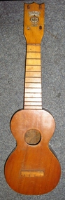 Musical Instrument, Snowy McAlister's Ukelele