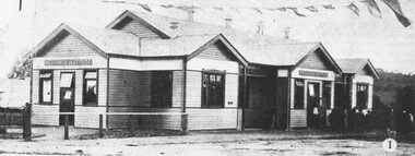 Photograph, Ringwood Mechanic's Institute - 1909