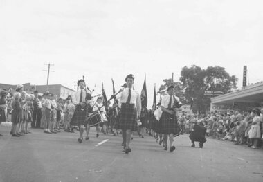 Photograph, City of Ringwood celebrations, 1960