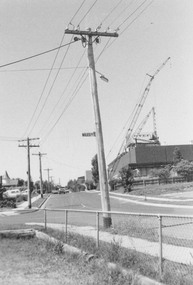 Photograph, Extensions to Eastland - 22/11/1972( 2 photographs)