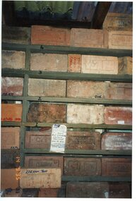 Photograph, Four stages of Brick Making at Ringwood East