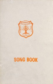 Booklet, Ringwood Technical School Song Book (2 versions), c 1962