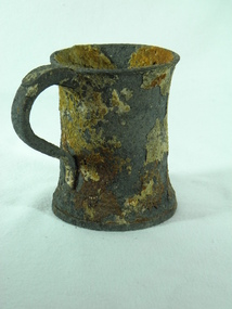 Domestic object - Tankard, Before March 1878
