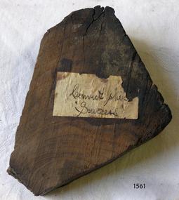Wood Sample, 1840