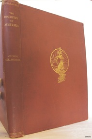 Book, The Discovery of Australia