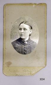 Photograph, circa 1878