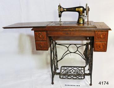 Machine - Sewing Machine, Early 20th century