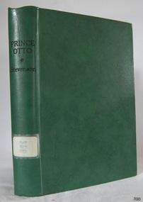 Book, Prince Otto