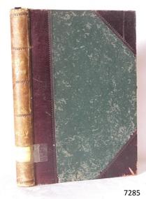 Book, The Emu Vol 5