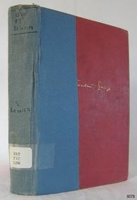 Book, Our Mr. Wrenn, 1930