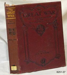 Book, The Great War Vol 7