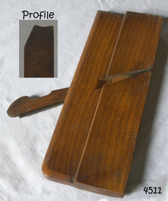 Tool - Wood Moulding Plane, 1832-1864 made in London
