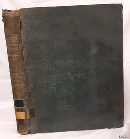 Book, The Plants Indigenous To The Colony of Victoria Vol 1-1