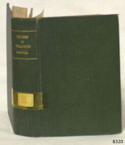 Book, The Victories of Wellington