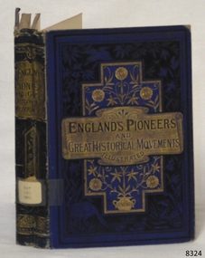 Book, England's Pioneers and Great National Movements