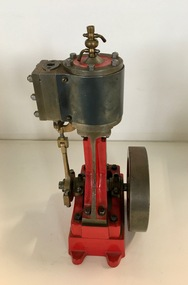 Model, Steam Engine Model