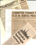 Eureka Stockade Newspaper Clippings