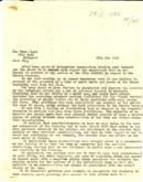 Eureka Reserve Committee to City of Ballarat, 1956