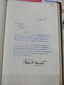 Ballarat School of Mines Minute Book, 1905-1907