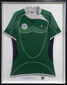 Clothing - Costume, University of Ballarat / St Patrick's Old Collegians Rugby Top, 2010