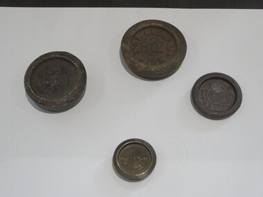 Weights and measures, Various Measuring Weights - Imperial