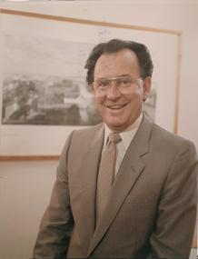 Photograph, John Mildren MLA, c1978