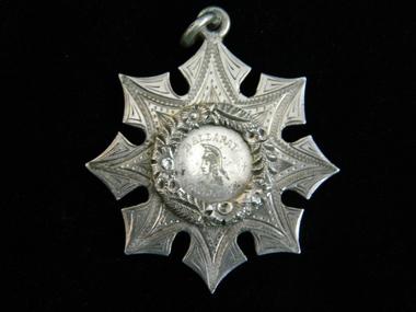 Medal, c1887