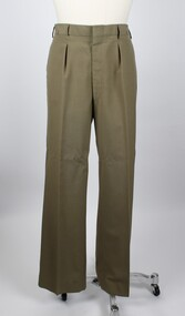 Uniform, Pants, 1985. Vic.  A.G.C.F