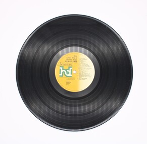 Vinyl Record, Hits of the War Years, 1985