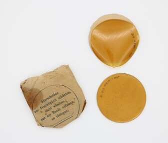 Goggle Lens, c. 1910s