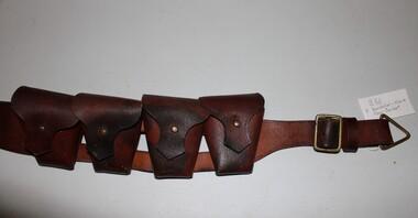 9 pocket leather Bondalier