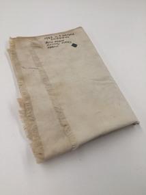 Memorabilia - Iris linen aircraft fabric