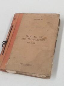 Book - Manual, Manual of Air Navigation, Volume 1