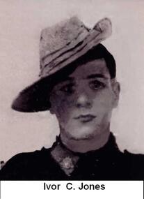 Photograph, Jones,Ivor,C