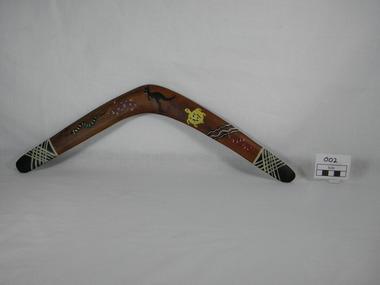 boomerang, (estimated); late 20th century
