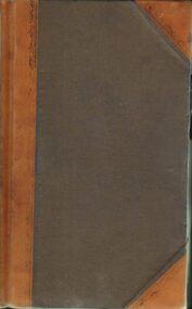 Minute Book, Ballarat & Queen's Old Grammarians Association Minute Book, 1975