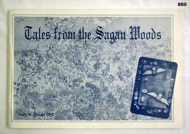BOOK, Alex H Gould, Tales from the Sagan Woods, c.1994