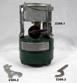 PETROL STOVE, Rogers Tool and Die Co Inc, 1951