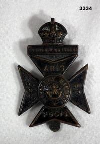 BADGE, c.1905-1910
