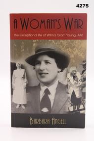 Book, Biography of WW2 Nurses