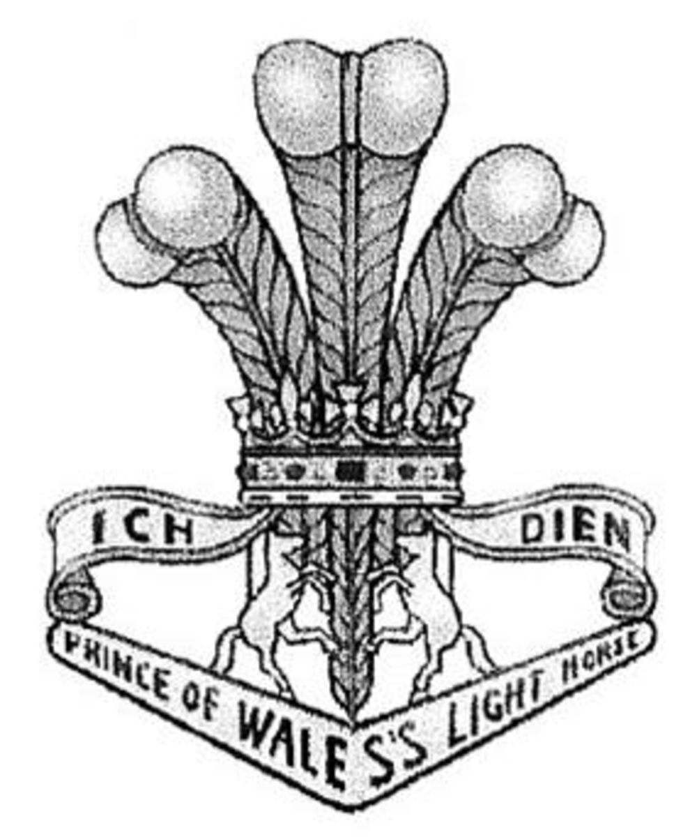 4th/19th Prince of Wales\'s Light Horse Regiment Unit History Room ...