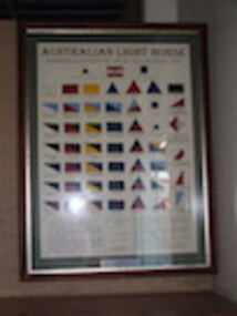 Colour Patch Display, Australian Light Horse Colour Patches of the 1st AIF 1915-1920 & AMF/CMF 1921-1940's, 24/07/2010