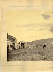 Early Ararat ca1870s, Maker not known, Barkly Street, Ararat, ca1870s