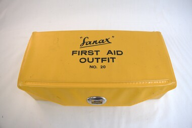 First Aid Kit, 1984