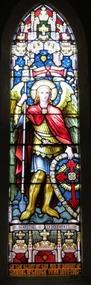 Memorial Window: Rev Canon Samuel McGEORGE, St. Michael