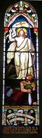 Memorial window: Eliza RUTLEDGE