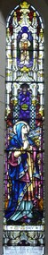 "Memorial Window: Susan FLEETWOOD, ""Saint Mary"""